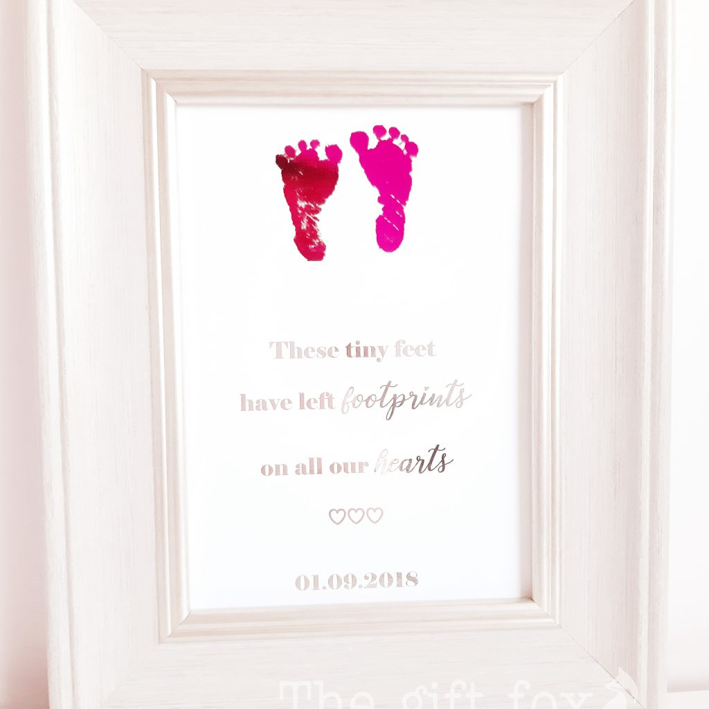 Personalised Memorial Prints